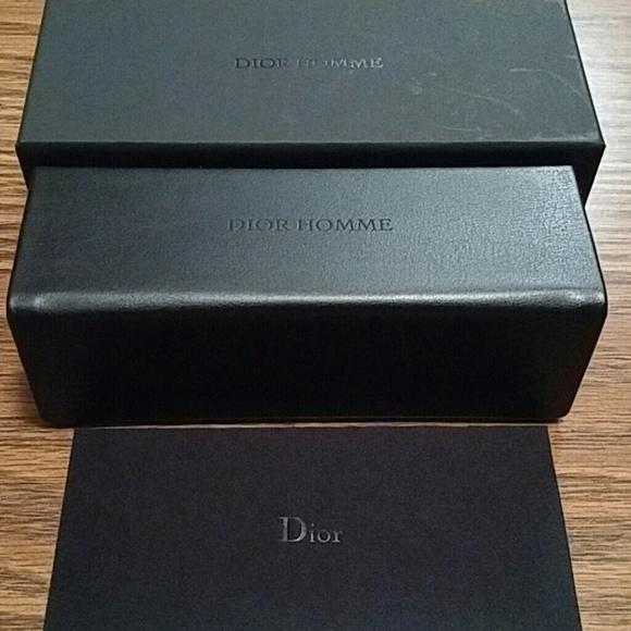 375802fb7c1b Dior Accessories - New black dior sunglass case